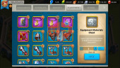 SOLD Account 85M ** Maxed 11 Commanders ** 100K Gems ** 742 Gold Heads ** 6M7 Credits