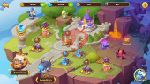 Android – Level 263 – VIP 6 – S52 – 1 HeroVoid HALORA – 9 Heroes E5 – 8M3 POWER – 14 SKINS
