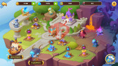 Android – LEVEL 173- VIP 4 – S846 – 1 HeroVoid Asmodel – 5 Heroes E5 – 7M2 POWER – 14 SKINS