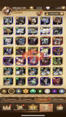 [Whale Account]–547M– VIP 10–s38 -FULL Dimensional Heroes – 46 Heroes Ascended-