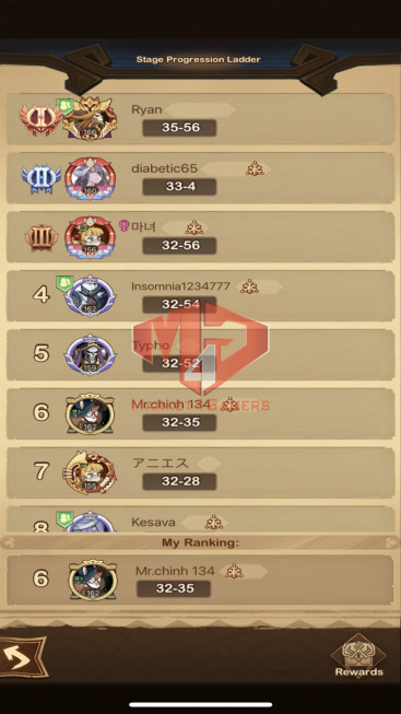 [VIP].AFK–205M– VIP 15 –s730 — 34 Heroes Ascended