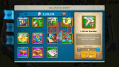SOLD Account 26M Power ** 5M1 Credits Aliiance