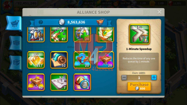 SOLD Whale Account 82M Power ** Maxed 13 Commanders ** Key Defense Flag and Pass ** Skin Legend