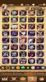 AFK 441M — Vip 10 — S93 — 38 Heroes Ascended– 7 Dimensional Heroes