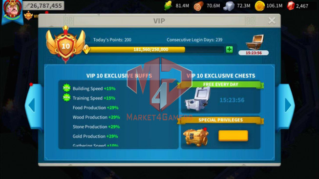 SOLD Account 26M Power ** Maxed Aethef ** 2M8 Credits Alliance