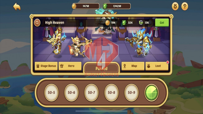 iOS – Lv280 – S109 – VIP 11 – 1 Void Heroes Asmodel – 13 Heroes E5 – 20 Skins – 9M5 Power
