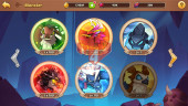 Android – Lv 173- s70 – 7 Heroes E5 6M POWER – 16 SKINS