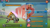 Account 1b2 – Perfect Jawel & Gear – 376M Research – 3 Skins Castle – 40M Troop – 2 P2p Heros – 909$