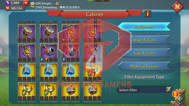 [ Super Sale Off ] T5 Account 519M – 311M Research – 7M3 Troop – Pact 4 + 5 Great – 659$