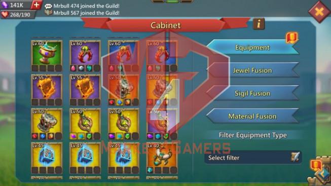 [ Super Sale Off ] Account 789M – 141K Gems – Good War Gear – 346M Research – 2 Castle Skin – 629$