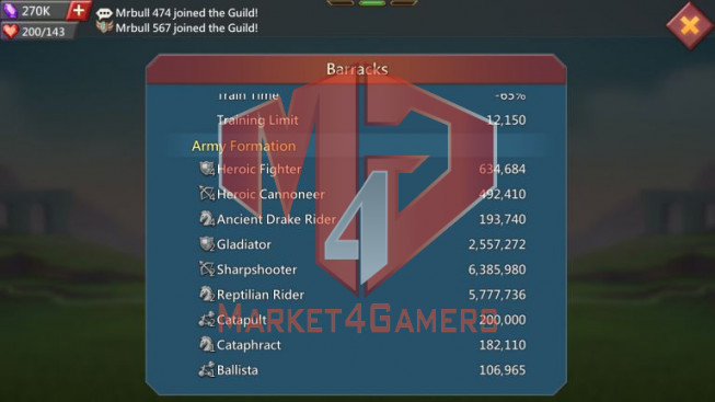 Account 451M – War Gear Perfect – 205M Research – Gift Unblocked – Jade Wyrm Lv 19 – 349$