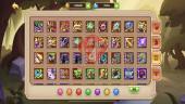 iOS – Lv281 – S91 – VIP 9 – 7 Void Heroes Halora + Xia – 12 Heroes E5 – 22 Skins – 8M7 Power