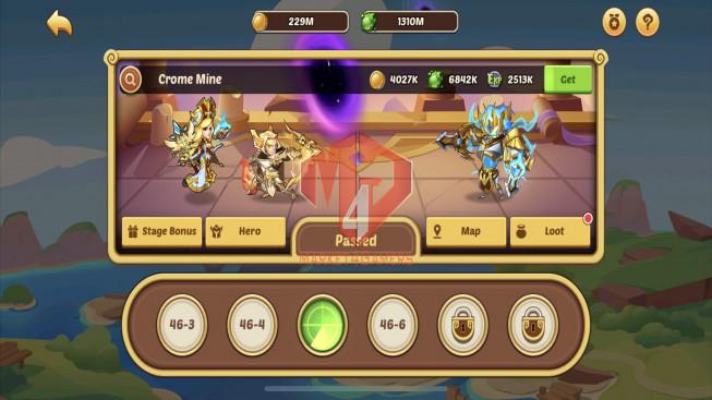 iOS – Lv237 – S109 – VIP 8 – 1 Void Heroes jahra – 8 Heroes E5- 22 Skins – 6M5 Power