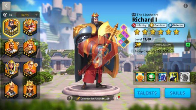 SOLD Account 19M Power ** Good Heros ** 3M2 Credits