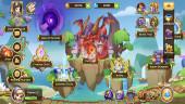 iOS – Lv363 – S31 – VIP 12 – 1 Void Heroes Xia – 17 Heroes E5 + 49K Gem – 21 Skins – 9M6 Power