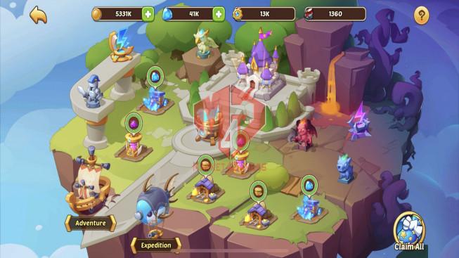 iOS – Lv289 – S48 – VIP 9 – 1 Void Heroes Xia – 11 Heroes E5 – 26 Skins – 8M2 Power