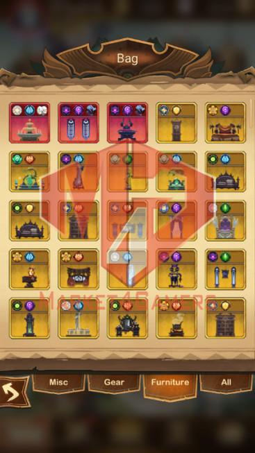 AFK 150M — Vip 10 — S595 — 32 Heroes Ascended — 5 Dimensional Heroes