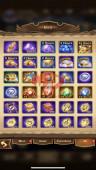 AFK 359M — Vip 10 — S408 — 43 Heroes Ascended – 7 Dimensional Heroes