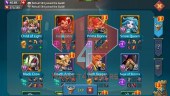 Account 487M – 244M Research – 10M4 Troop – Pact 4 Great