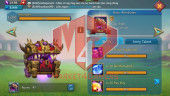 Leader ACCOUNT 1B2 – ATK 730+ – T5 Troop – 4 P2p Heros – Gift Unblocked