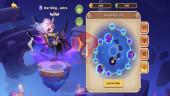 iOS – Lv293- S77 – VIP 8 – 2 Void Heroes Jahra + Halora – 18 Heroes E5 – 31 Skins – 9M4 Power