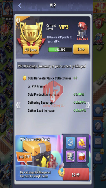 All Devices Account – Lv 74 – 26 Heroes Legendary – 2 Base Skins