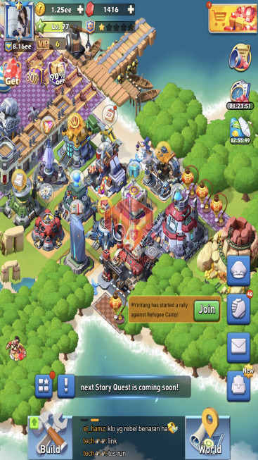 All Devices Account – Lv 77 – 26 Heroes Legendary – 2 Base Skins