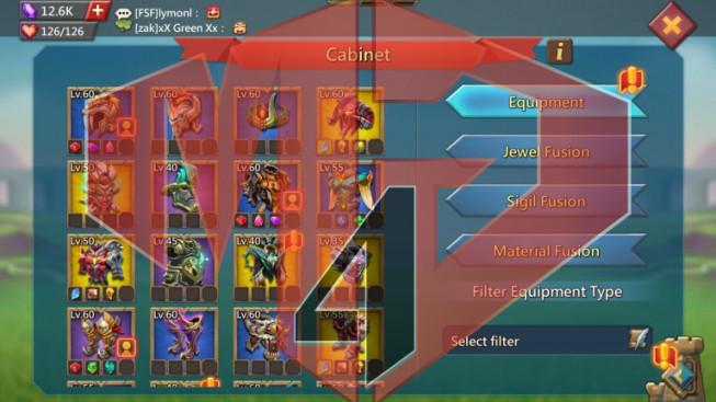 [ SALE OFF 20% ] Account 522M II Perfect Gear II Castle Skin II 159M Reasearch II 15M Troop II Gift Umblocked II 449$
