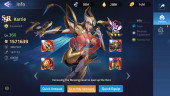 Account Lv249 – Vip 10 – 36 Heroes Awakened – 2 Skin Epic Lancelot
