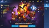 Account Lv 200 Vip 10 – 25 Heroes Awakened