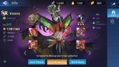 Account Lv 207 Vip 10 – 26 Heroes Awakened