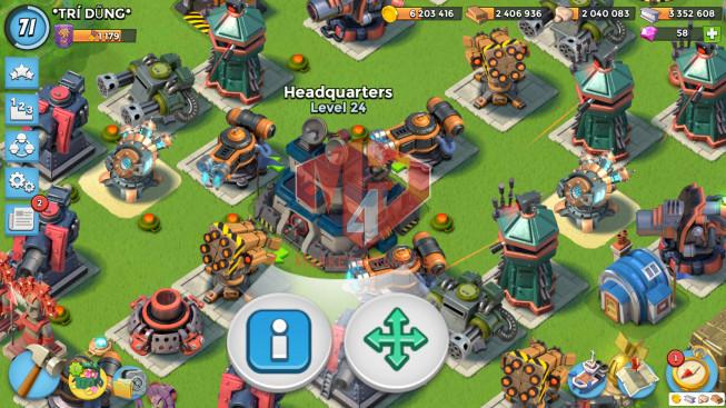Account LV 71 I HQ 24 I 58 Gems I Power Powder 1139