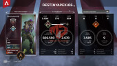Lv212 – 25 Legends – 305MC – 25AC – TitanFall 2 Deluxe Edition – Edition Lifeline