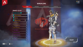 Lv142 – 31 Legend – Full BP S8 – Octane El Tigre, Spifire Demons's Claw – 630MC – 500AC