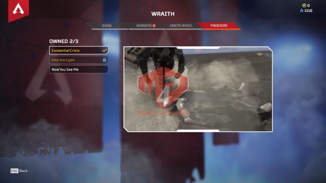 Lv500 – Heirloom Kunai + BloodHound – 83 Legend – Wraith a lot Skin Limited – Full BP S2-3-half6-7 – 1110MC