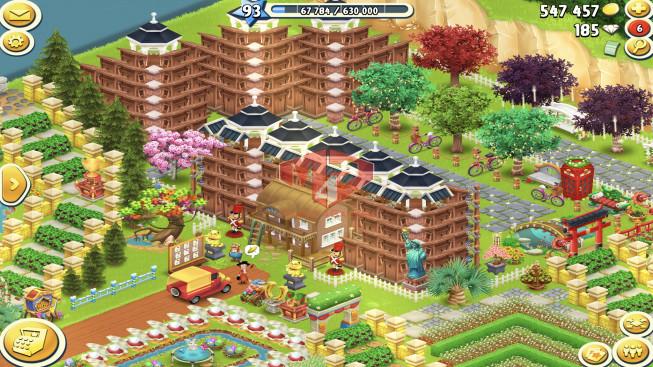 [SuperCell ID]–Account lv93 — Barn Storage 2800 — Silo Storage 2000 — 185 Diamond — Tackle 45 — Train Lv14
