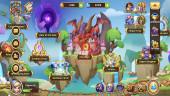 iOS – Lv301 – S85 – VIP 10 – 1 Void Heroes Halora – 14 Heroes E5 + 1 Heroes E2 – 22 Skins – 8M5 Power