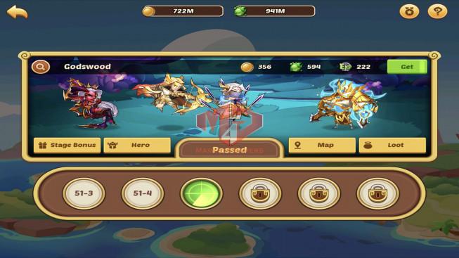 iOS – Lv285 – S95 – VIP 8 – 2 Void Heroes Halora + Xia – 15 Heroes E5 + 1E2 – 25 Skins – 11M7 Power