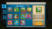 Account 52M Power Near T5 ** Maxed 4 Commanders Infantry ** 7M2 Credits