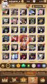 AFK 100M — Vip 10 — S554 — 33 Heroes Ascended – 6 Dimensional Heroes