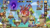 iOS – Lv288 – S60 – VIP 5 – 3 Void Heroes Halora + Xia + Asmodel – 14 Heroes E5 + 1E4 +1 E3- 42 Skins – 7M8 Power