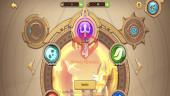iOS – Lv249 – S112 – VIP 6 – 2 Void Heroes Halora + Xia – 8 Heroes – 17 Skins – 8M3 Power