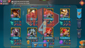 Account 668M – 351M Research – 10M9 Troop – Castle Skin – Pact 4 Great