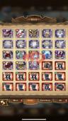 AFK 645M — Vip 10 — S108 — 40 Heroes Ascended – 5 Dimensional Heroes