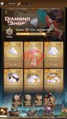 AFK 350M — Vip 10 — S1 — 36 Heroes Ascended – 8 Dimensional Heroes + 110k DIAMOND