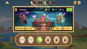 iOS – Lv285 – S109 – VIP 10 – 3 Void Heroes Jahra + Halora + Xia – 17 Heroes E5 + 1E4 – 15 Skins – 12M9 Power