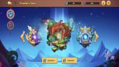 iOS – Lv319 – S34 – VIP 7 – 2 Void Heroes Halora + Xia – 16 Heroes E5 + 3E1 – 30 Skins – 9M3 Power