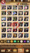 AFK 308M — Vip 10 — S502 — 39 Heroes Ascended – 9 Dimensional Heroes