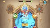 iOS – Lv302 – S75 – VIP 9 – 2 Void Heroes Halora + Xia – 17 Heroes E5 + 2 E3 – 24 Skins – 6M6 Power