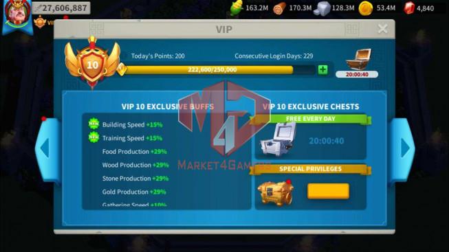 Account 27M Power ** Maxed Aethef ** 600K Credits